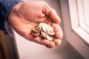 Geld-einsatz