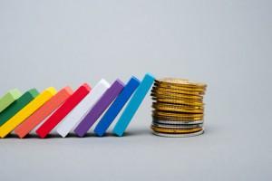 geld-domino-muenzen-schrittweise-stepy-by-step-gewinn