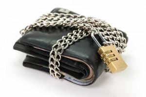 geld-schloss-portemonnaie