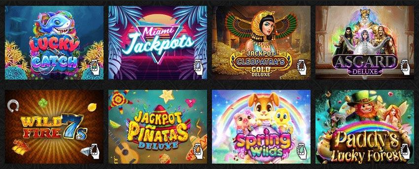 Casinoangebot von Intertops