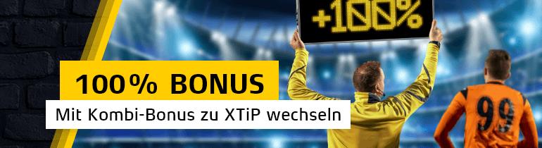 Bonus von X-Tip