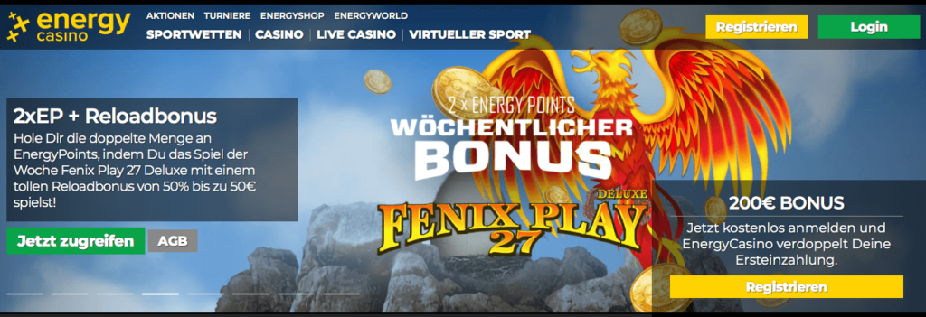 energybet casino