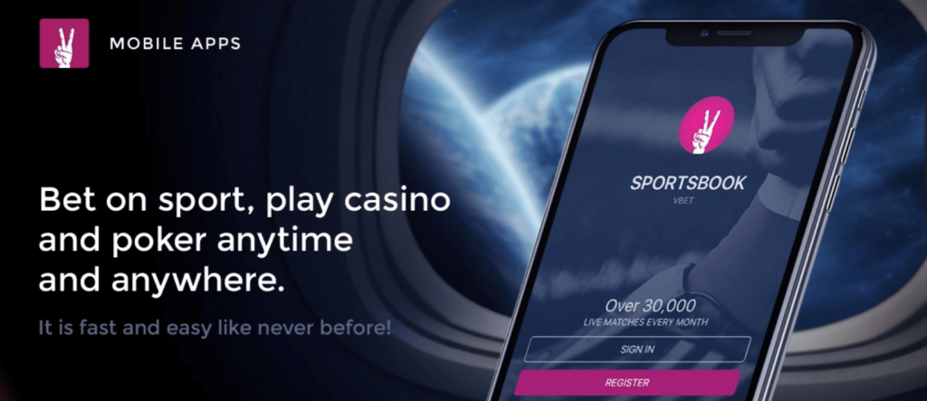 vbet app ios android