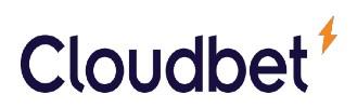 Logo von Cloudbet