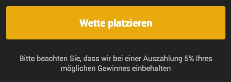 Wunderino Sport Wettsteuer