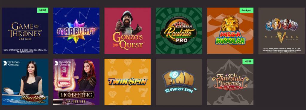 10Bet Erfahrungen - Casino