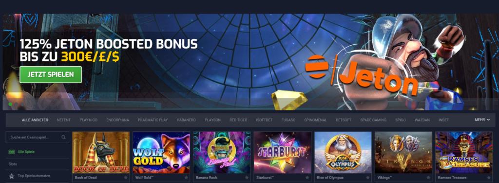 Casino Evobet