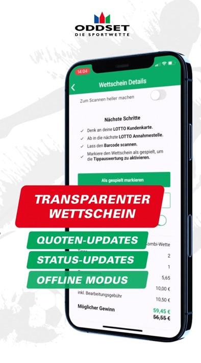 ODDSET App